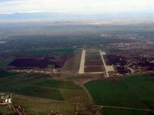Летище край Пловдив е разчистено и готово за мащабно международно военно учение