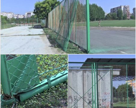 Тежка метална врата се стовари и рани 5-годишно дете в Пазарджик