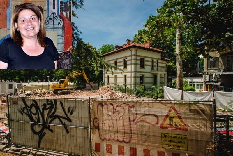 Амелия Гешева: Неграмотността на собствениците е причина да губим паметници на културата