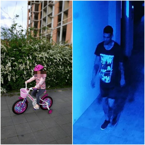 Познавате ли този мъж? Задигна колелото на малко момиченце в Пловдив