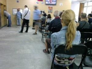 Е-правителство в действие: Да чакаш с часове, с дни за… столичния КАТ