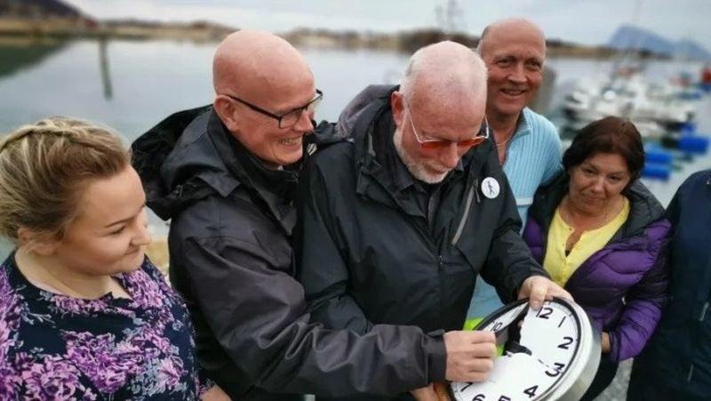 Норвежки град иска да прати времето в историята