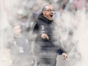 Маурицио Сари е новият треньор на Ювентус