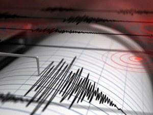 Земетресение 7,4 по Рихтер тресна архипелага Кермадек