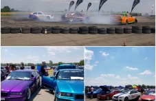 Невиждано шоу! Дрифтове, гонки и пръснати гуми на БМВ фестивала