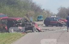 Шофьорът, причинил мелето със загинала жена край Садово, седнал зад волана мъртвопиян