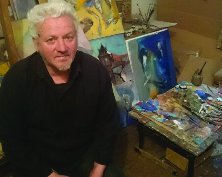 Петко Ломски: Обичам драматизма на маслените бои и фините усещания на акварела