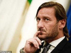 Легендата Тоти огорчен: Тръгвам си от Рома, по-добре да бях умрял!