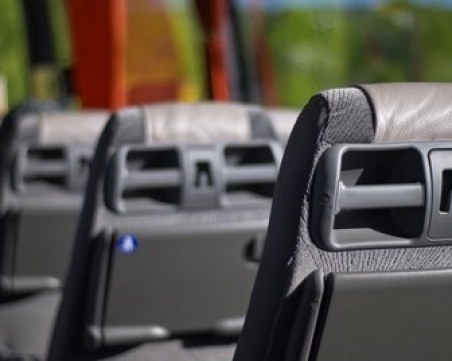 Шофьор на училищен автобус седнал зад волана с 1.25 промила алкохол