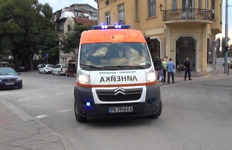 Две жени и 2-годишно дете пострадаха при катастрофа в Пловдив
