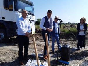 Дадоха старт на строителството на компостираща инсталация за 9 млн. лева в Пловдив