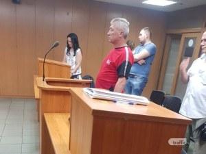 Пет години затвор за рецидивиста на пътя, причинил смъртта на жена край Пловдив