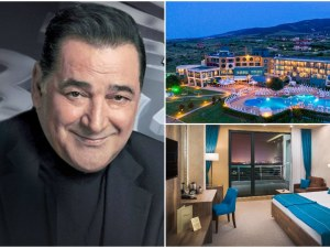 Василис Карас си избра топ хотел за визитата в Пловдив!