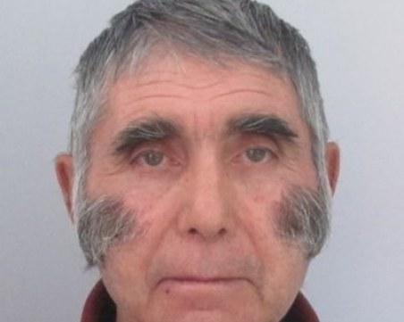 73-годишият Антон от Видинско изчезна! Издирват го