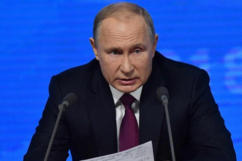 Хакери атакуваха живата връзка с Путин