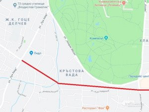 София скоро: Разширения на ключов булевард, ново траймвайно трасе...