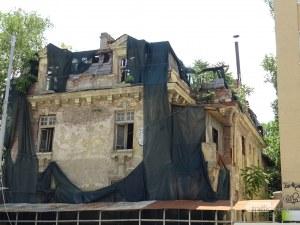Къщата на бившия премиер  Иван Гешов е пред разруха