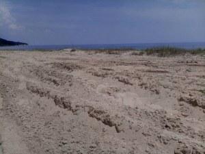 Пак разораха дюни - този път на Камчия! Две министерства започват проверка