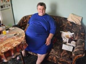 Почина най-тежкият мъж у нас – близо 300-килограмовият Гриша Георгиев