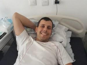 Цецо е с рак на кръвта. Да дарим надежда за операция в Германия!