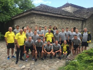 Жълто-черните отдадоха почит на жертвите на Баташкото клане