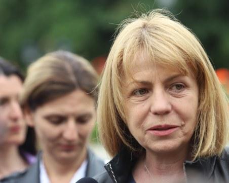 Фандъкова: Ремонт на  плана за Борисовата градина и ново обсъждане!