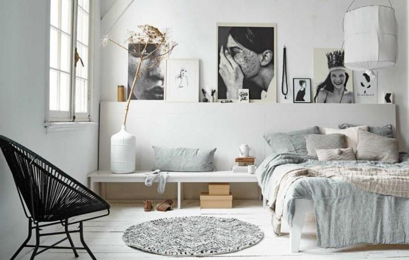 Как да декорираме стената в дома?