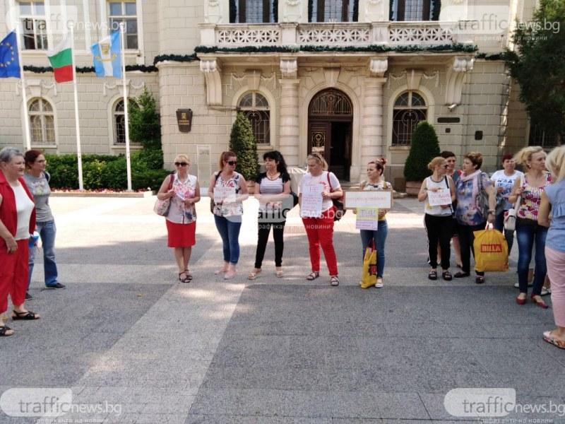 Сестрите от училища и детски градини в Пловдив също искат по-високи заплати, готвят протест