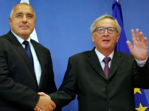 Борисов и Юнкер обявиха нов важен етап за газовия хъб