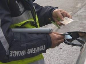 Шофьор в Пазарджик поиска полицаи да