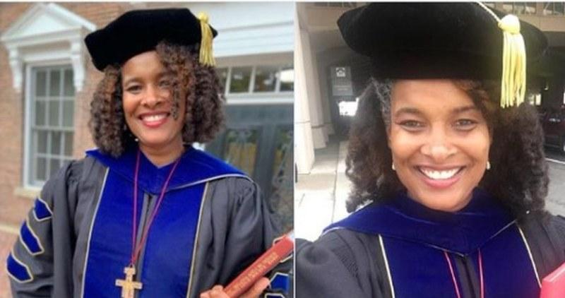 Жена с безумното име Марихуана Пепси вече има докторска степен