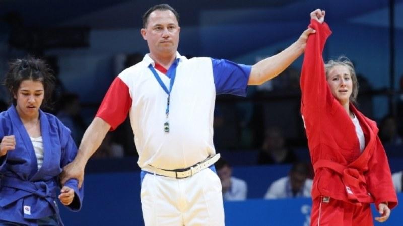 България с първи медал от Европейските игри в Минск