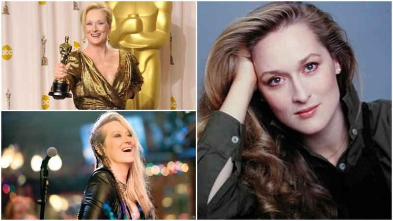 Легендата в киното Мерил Стрийп празнува 70-ти рожден ден