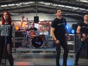 Музикална група посвети новата си песен на Пловдив