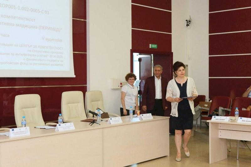 МУ-Пловдив оглави класацията на медицинските университети в програма Еразъм+