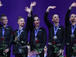 Ансамбълът ни с още два медала в Минск