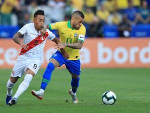 Бразилия помете Перу по пътя към 1/4-финала на Копа Америка 2019