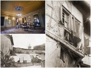 Преди и сега: 61 наематели опустошават къщата шедьовър на Степан Хиндлиян