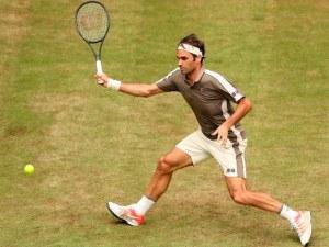 Роджър Федерер с титла за историята
