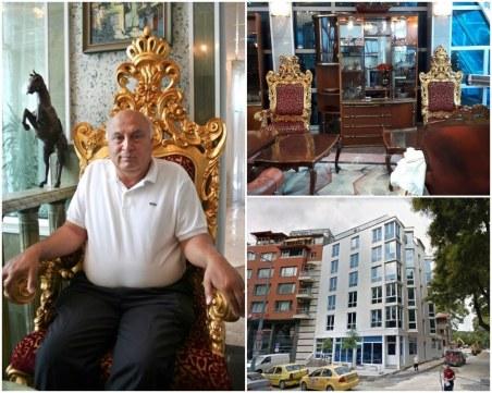 Цар Киро продава сарая си в центъра на Пловдив! Вижте го отвътре