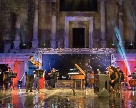 Заради прогнозата за дъжд в Пловдив: Местят концерта