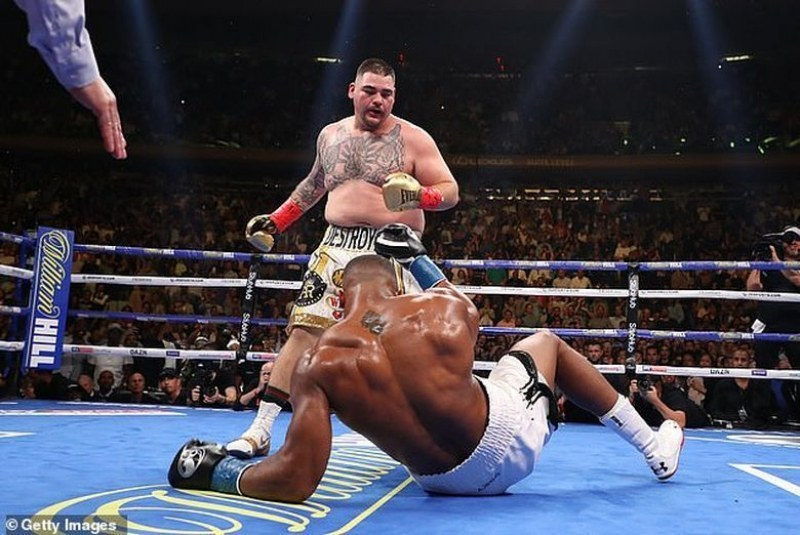 Анди Руис се напери: Джошуа е слаб боксьор, пак ще го бия