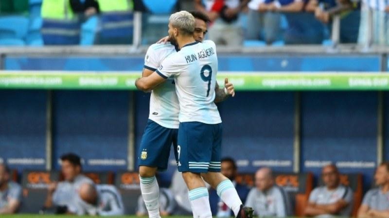 Аржентина се добра до четвъртфиналите на Копа Америка