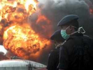 Казахстан евакуира цял град заради серия от взривове