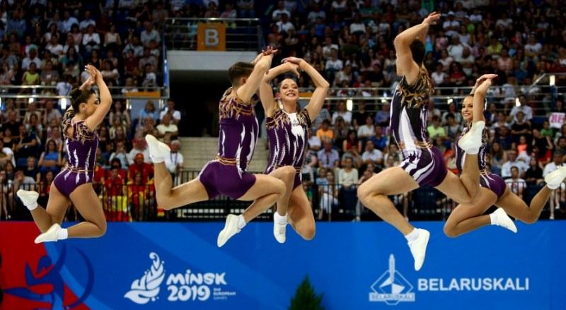 България с 10-и медал от Европейските игри