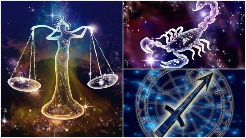 Какво очаква Везни, Скорпион и Стрелец през месец ЮЛИ?