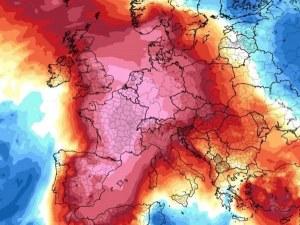 Адът идва на Земята. Гореща вълна приижда и ще удари Европа