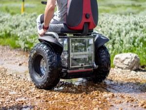 Българин изобрети инвалидна количка за покоряване на върхове