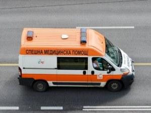 Челен удар на пътя между Варвара и Велинград, жена пострада