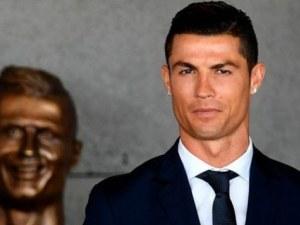 След почивката в Гърция Роналдо се отпусна, остави 20 000 евро бакшиш